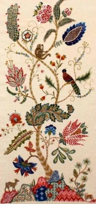 Marg light embroidery designers gumnut yarns
